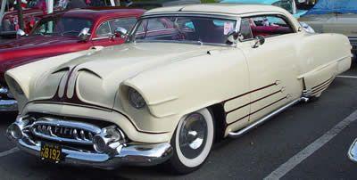 1952 Packard.