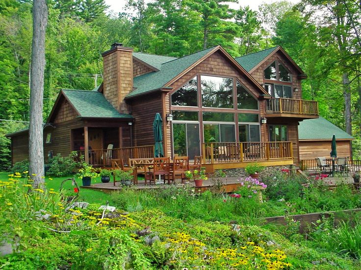on vacation rental rentals point pinterest randallwilde lake george images best the bays cabins