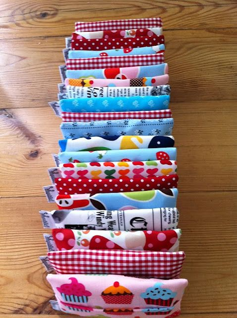 tissue holders way to use up my fabric scraps in a quick and easy project