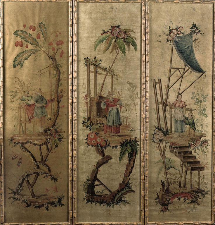 french chinoiserie - Поиск в Google
