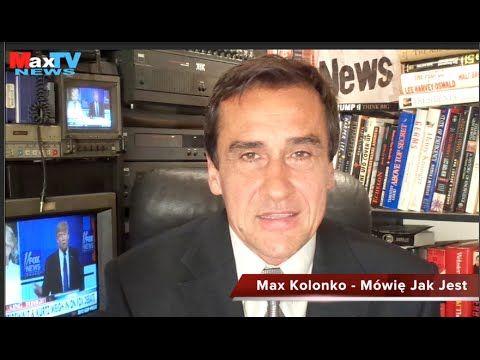 Wybory w Ameryce '16 - Max Kolonko Mówi Jak Jest