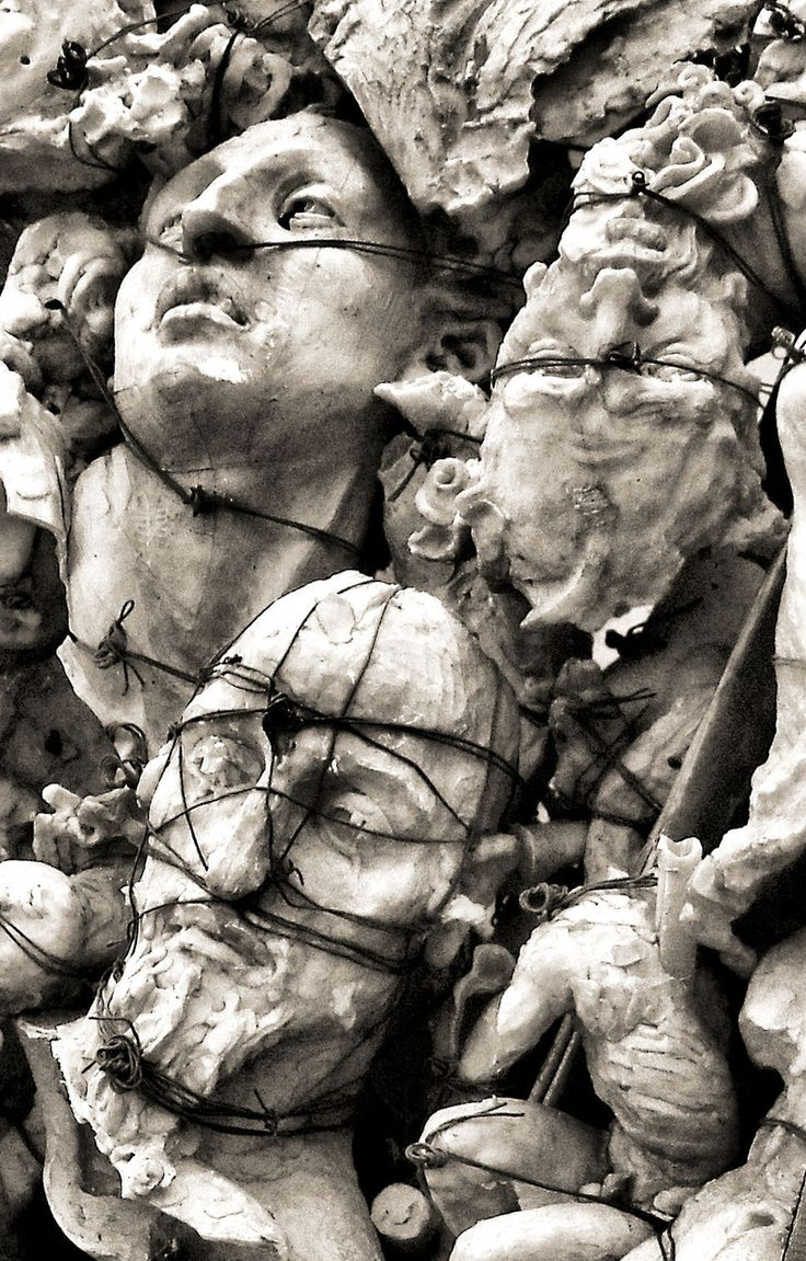 """Dia de los muertos"" by JAVIER MARIN -BRUXELLES    From Theestetic of senses  Daniel & Didier"