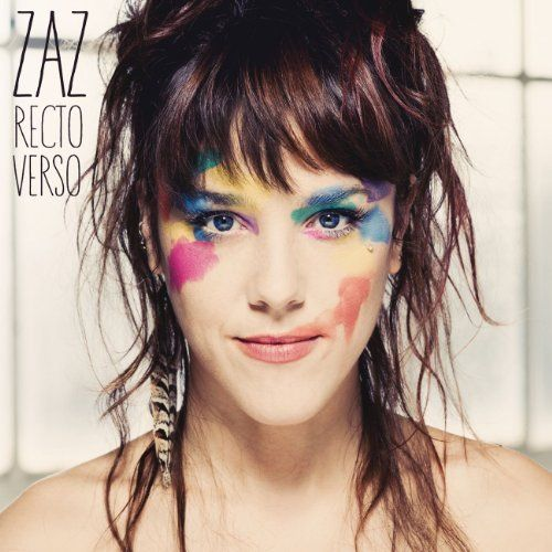 Recto verso Zaz | Format : fr language. Jazz and traditional french 60sish style.