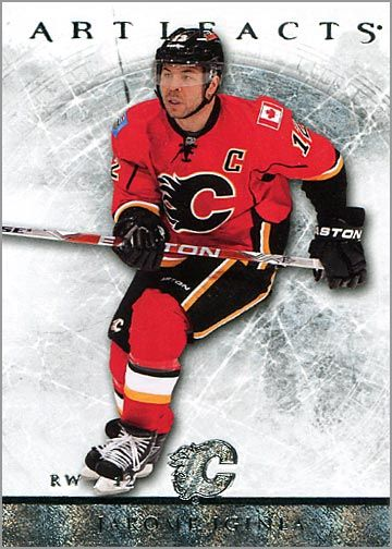 jarome iginla rookie card | 29 base cards this year s artifact base cards have a minimalist design ...