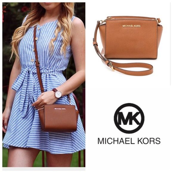 Michael kors Selma mini New without tag Michael kors Selma miniz sorry no dust bag. Price is not negotiable ❌no trades❌ Michael Kors Bags