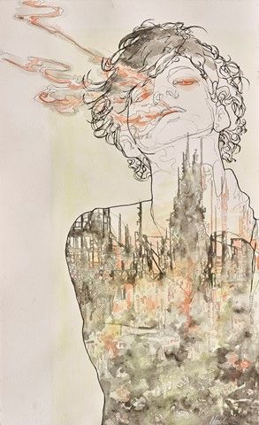 Viewing Album: 2017 AP Studio Art Young Masters