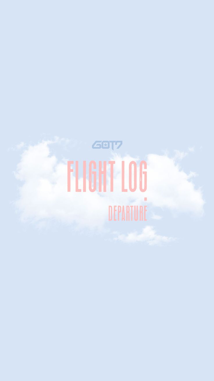 Wallpaper iphone got7 - Am I Crazy Or Did Anyone Else Hear About Flight Log Turbulence