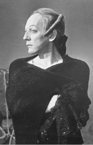 Donald Sutherland as Giacomo Casanova in Fellini's Casanova (1976).