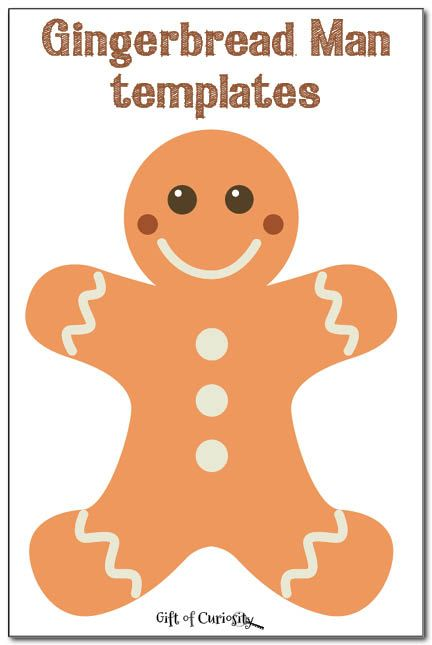 768 best images about Gingerbread Theme on Pinterest | Activities ...