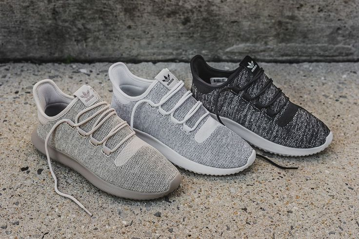 adidas Originals Drops Three 'Tubular Shadow Knit' Colorways