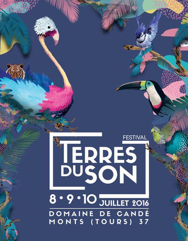 Festival Terres du Son 2016 à Tours (37)