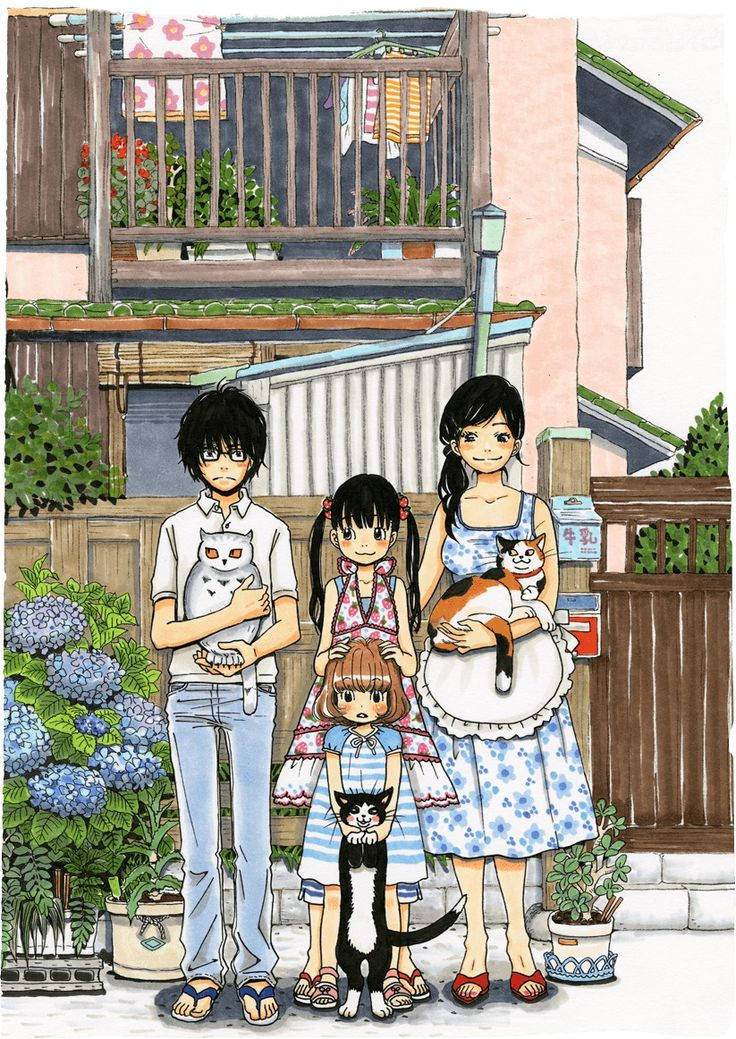 Abre la web oficial del Anime Sangatsu no Lion que se estrenará en Otoño.