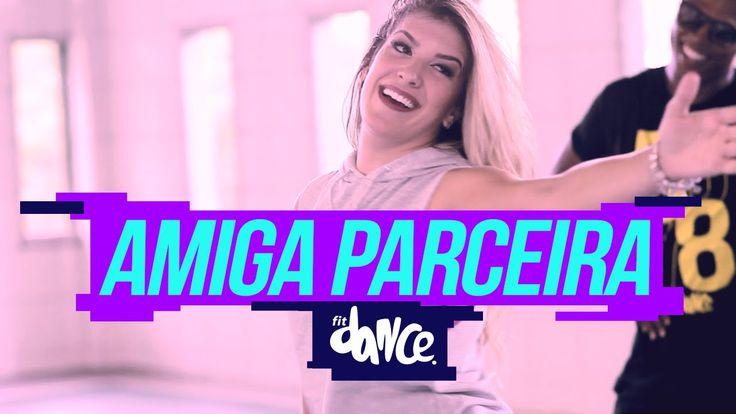 Amiga Parceira - Pikeno & Menor - Coreografia | Choreography - FitDance