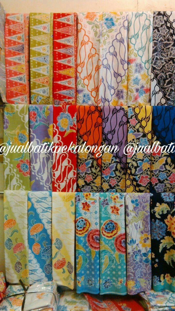 Warna warni batik encim Pekalongan Silahkan cek koleksi lainnya di IG @jualbatikpekalongan dan IG @maritzabatik