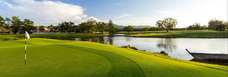 The course meanders through a labyrinth of lagoons, that requires golfers to play with accuracy, and to select clubs carefully. On several holes, adventurous long hitters will certainly enjoy taking a rewarding gamble by cutting corners, while on other holes, strategic iron play is a must!