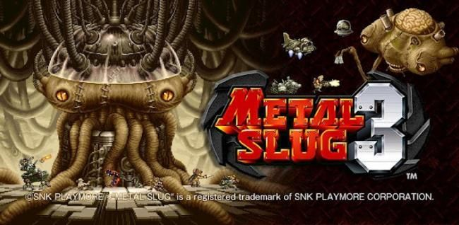Metal Slug 3 hace su llegada a Android http://www.xatakandroid.com/p/85834