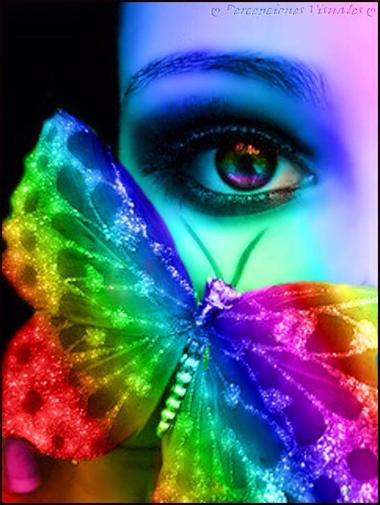 Colorful Photography - Spectrum of Color