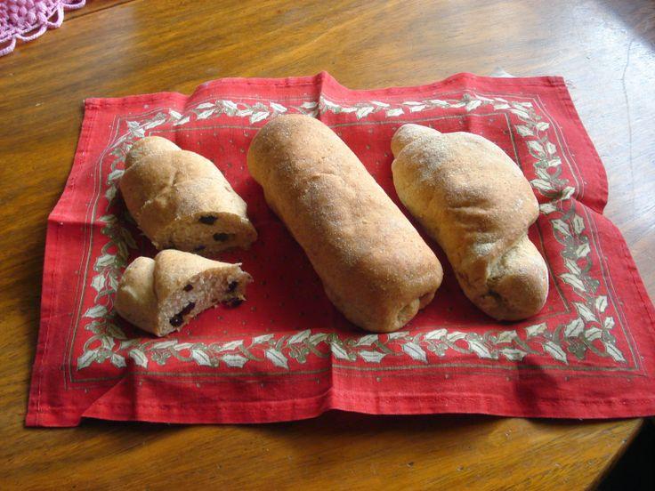 UmPratoPorDia: Fazendo Pão de Centeio Integral.... É O Prato Do D...