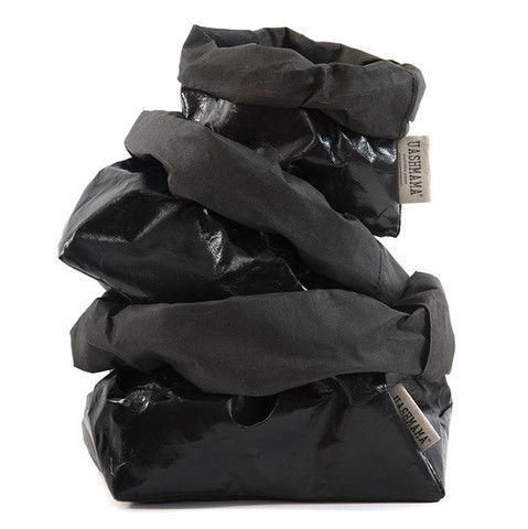 Metallic Bag Matte Black – THAT LITTLE SHOP
