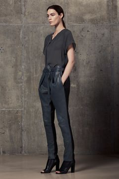 Helmut Lang Resort 2013 Collection on Style.com: Complete Collection