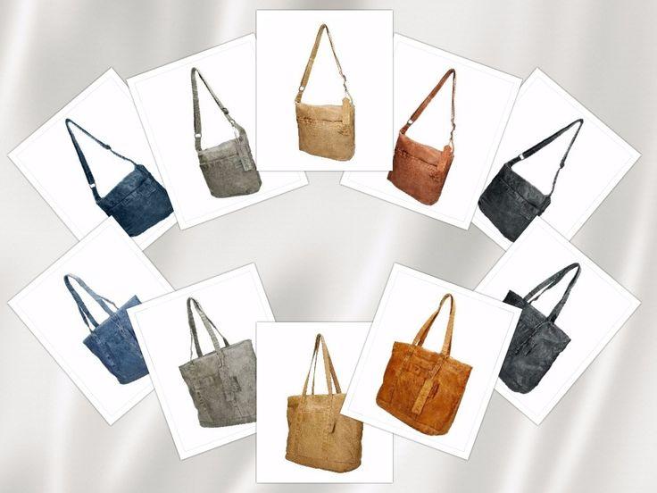 Net binnen en ook al online deze fantastische echt leren tassen van MicMacbags! Deze tassen uit de Phoenix serie zijn licht van gewicht, van soepel leer en heel plezierig geprijsd. Verkrijgbaar in maar liefst vijf verschillende kleuren.