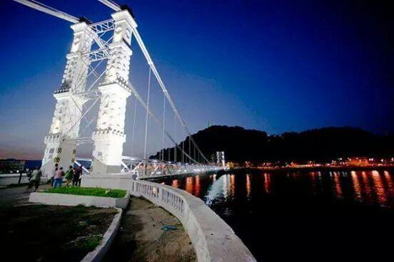 Ponte Pensil S Vicente
