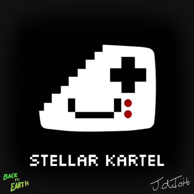 Second logo for Stellar Kartel - South African DJ