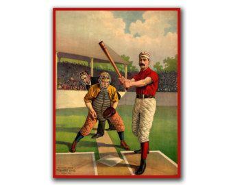 Art Jeux olympiques Sports voyage affiche par VintageSportsPosters