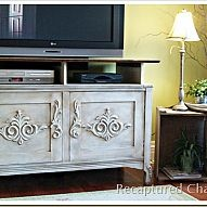 This chest was found out on the curb. It's solid wood. Removing the s… :: Hometalk