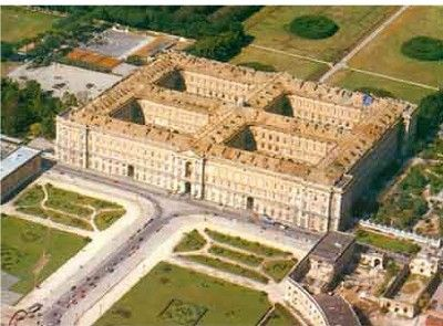 The Royal Palace of Caserta (Italian: Reggia di Caserta) is a former royal residence in Caserta, southern Italy, constructed for the Bourbon kings of Naples.