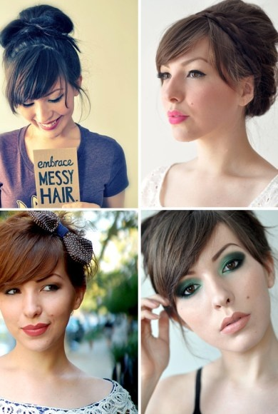 My Pursuit Of The Perfect Bangs | lovelyish