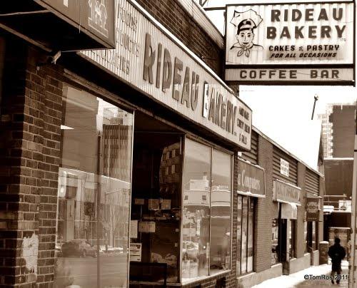 Rideau Bakery, nothing changed since 1930 Ottawa Ontario Canada