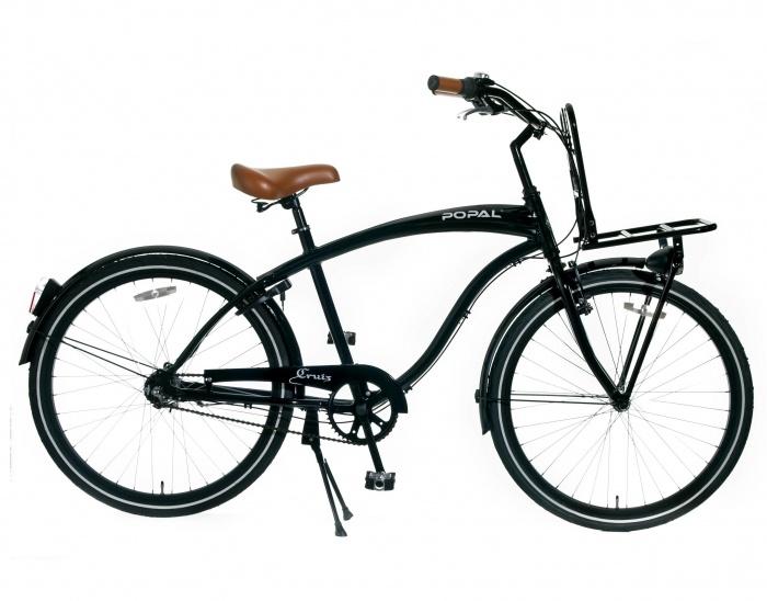 Jongensfiets Hawk Cruise & Voorrek 26 Inch   bestel gemakkelijk online op Fietsen-verkoop.nl