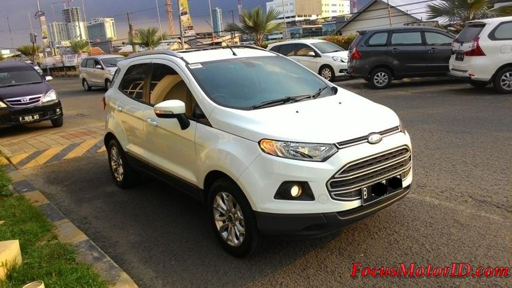 Ford Ecosport Titanium AT Pemakaian 2015   bln 3 Km11rb Record. Keyless. Airbags.  Sunroof. Leatherseat. Foglamp. Sensorparking.  DRL LED. Audiosteer. Bluetooth aux sync microsoft.  Vkool.   Harga Termurah di : OTR 197.7JT  Hubungi Team FOCUS Motor:  (Chatting/Message not recommended )  Regina 0888.8019.102 Kenny 08381.6161.616 Jimmy 08155.1990.66 Rudy 08128.8828.89 Subur 08128.696308 Rendy 08128.1812.926
