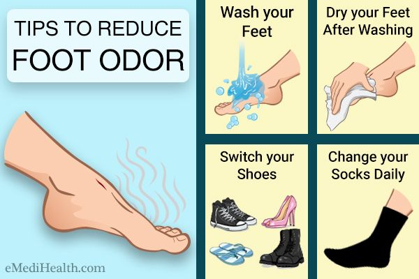 Stop Smelly Feet 7 Effective Home Remedies For Foot Odor Home Remedies Health And Fitness Tips Remedies