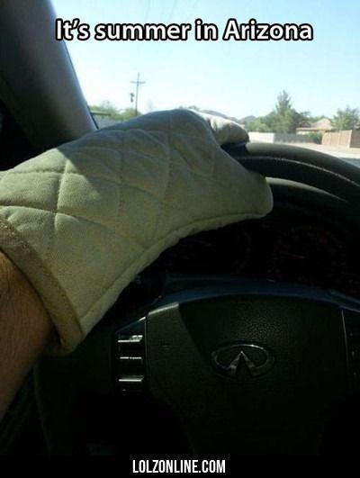 It's Summer In Arizona#funny #lol #lolzonline