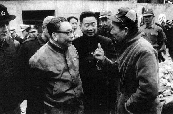 Chiang Ching Kuo, 1974.