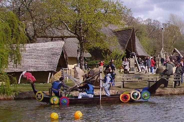 Picture 1 Le Village Gaulois