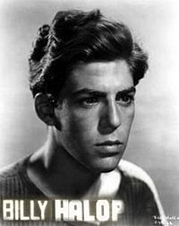 Billy Halop - was the leader of The Dead End Kids