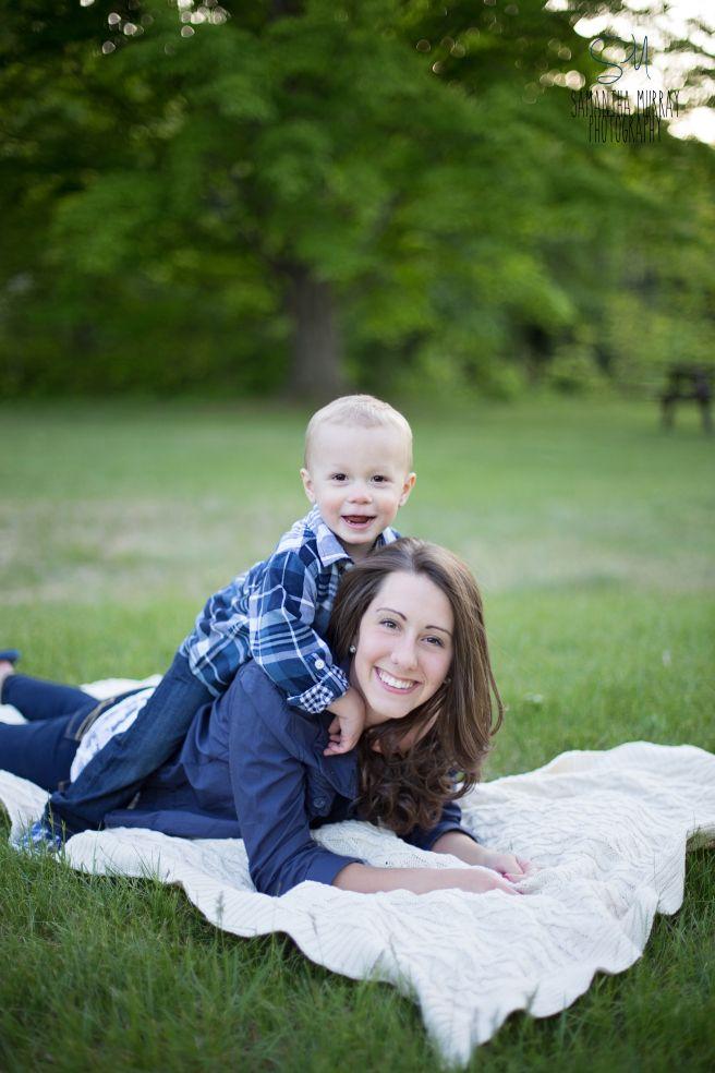 Mommy & Me Session - Quabbin Reservior - Samantha Murray Photography - Western MA Photographer