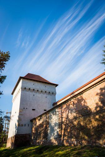 Transylvania - Romania, Tîrgu Mures old fortress, www.romaniasfriends.com