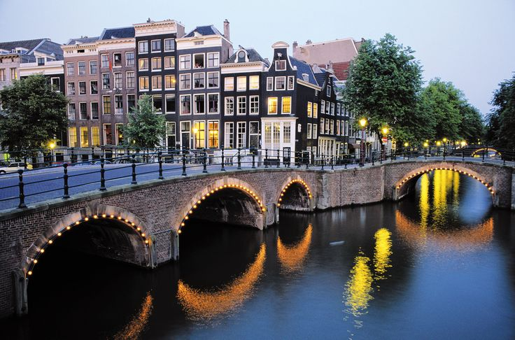 Lunchtime Dreaming-Where do you wish you were today? #SterlingandHydeLunchTimeGetAway #Amsterdam