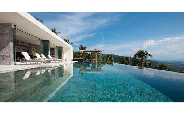 タイ・サムイ島 Lime Samui Villa 4 http://www.limesamui.com/our-villas/villa4-keyfeatures.html