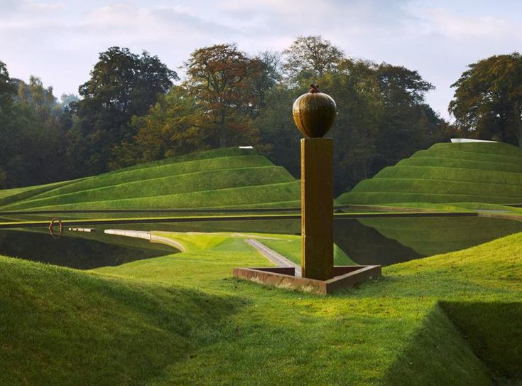 Best Landform Images On   Landscape Designs Yard
