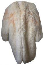 Abrigo de pelo de cabra del kilimanjaro