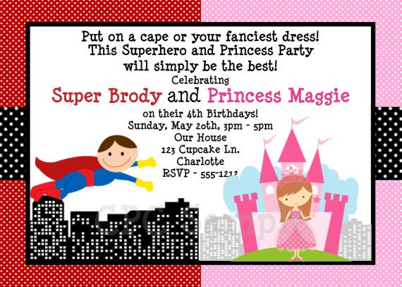 29 best Birthday Invite Ideas images on Pinterest Birthday party