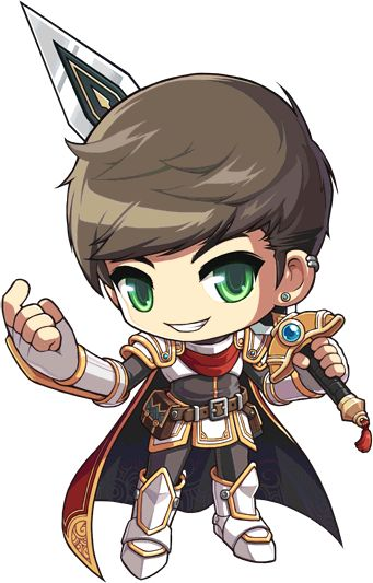Warrior - MapleWiki - the free MapleStory database anyone can edit