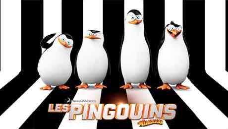 Les Pingouins de Madagascar, film de Simon J. Smith, Eric Darnell. Les secrets des pingouins les plus follement mystérieux…
