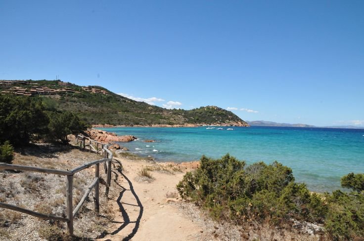 Cala Brandinchi-Sardegna, Italy