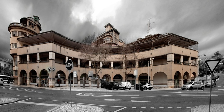 ruin'arte: O Centro Comercial Cruzeiro - Monte do Estoril